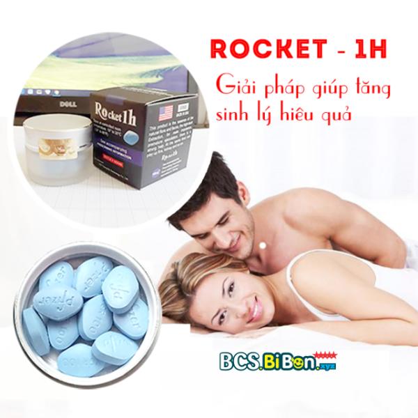 Rocket 1h thuốc tăng cường sinh lý nam